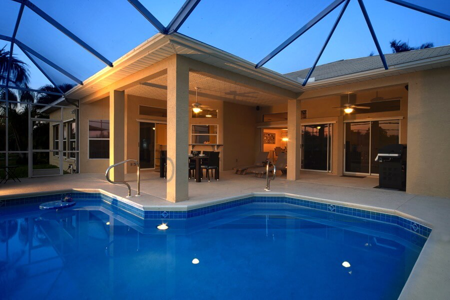 Villa Coral Belle Ferienhaus in Cape Coral Florida von